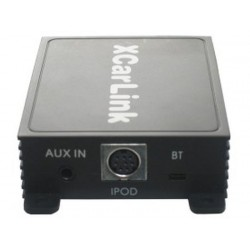 INTERFACE IPOD IPHONE POUR AUTORADIO NISSAN 12PINS SAUF GPS ET CD CHARGEUR
