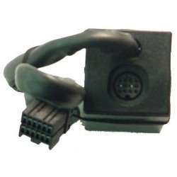 CABLE SPECIFIQUE CD-AUTORADIO FORD 5000 6000 - KENWOOD