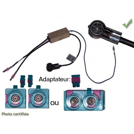 câbles adaptateurs haut parleur bmw