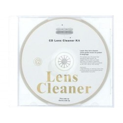 CD DE NETTOYAGE POUR LECTEUR CD ET DVD