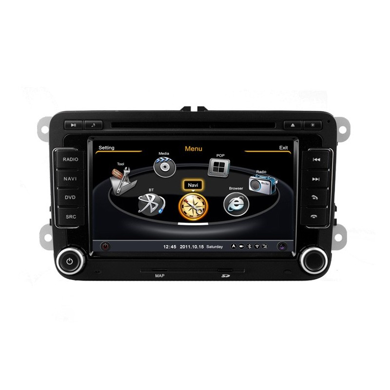 autoradio gps compatible skoda fabia android ou windows. Black Bedroom Furniture Sets. Home Design Ideas