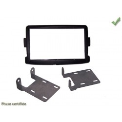 KIT 2 DIN DACIA DUSTER 2012 LODGY 2012 NOIR LAQUE SANS AUTORADIO ORIGINE