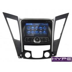HYPE HSB6711GPS Autoradio 2 DIN GPS 18cm DVD IPOD USB SD Pour HYUNDAI