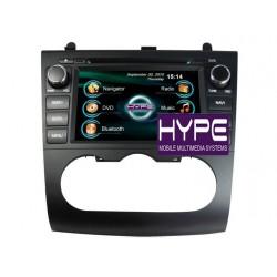 HYPE HSB9012GPS Autoradio 2 DIN GPS 17cm DVD IPOD USB SD Pour NISSAN ALTIMA