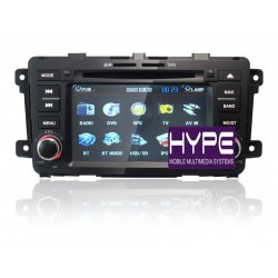 HYPE HSB7039GPS AUTORADIO 2 DIN GPS DVD SD IPOD COMPATIBLE MAZDA 5ZADIO 2 DIN GPS DVD SD IPOD COMPATIBLE MAZDA 9 CX9