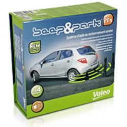 beep&park® ARRIERE AVEC ECRAN LCD ET RECONNAISSANCE ATTELAGE