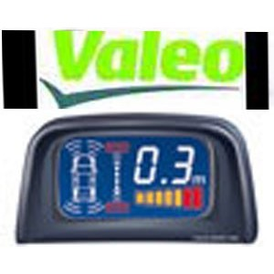 valeo beep park radar de recul arriere avec ecran lcd et reconnaissance attelag ebay. Black Bedroom Furniture Sets. Home Design Ideas