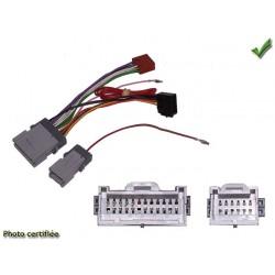 Faisceau autoradio hummer h2 2003 2008 h3 2005 2010 sans ampli 4hp iso