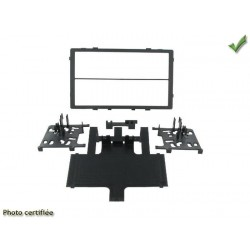 Kit 2 din honda accord 1998 2002 civic 1999 2000 crv acura isuzu 1997 2006 noir