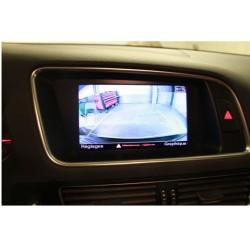 Interface caméra de recul Audi MMI depuis 2009