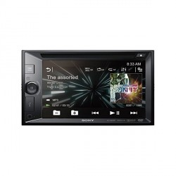Autoradio 2 DIN avec CD/DVD Bluetooth Sony XAV-W650BT