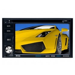 BOSS BV9360B Autoradio Double Din DVD