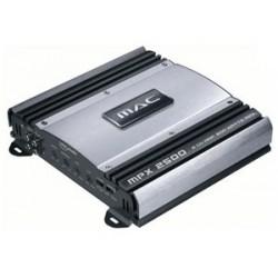 Mac Audio MPX2500 Ampli 2 cannaux puiss max 600 WATT