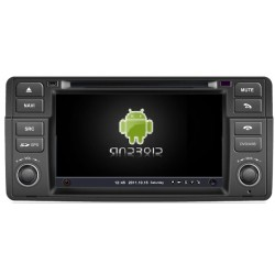 AUTORADIO GPS ANDROID BMW E46