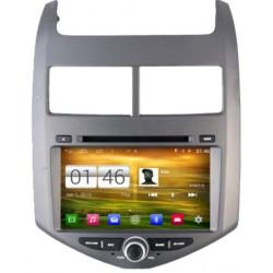 AUTORADIO GPS CHEVROLET AVEO 2010 ANDROID