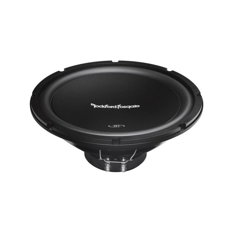 subwoofer 30 cm rockford r1s412 mediacarcenter. Black Bedroom Furniture Sets. Home Design Ideas