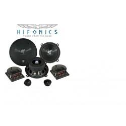 Hifonics - TS6.2C - 2 Haut-Parleurs 2 voies separees - 16.5cm - 125W RMS - Serie Titan