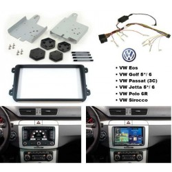 ALPINE KIT INTEGRATION INE-W828R ALPINE KIT-8VW