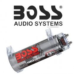 BOSS AUDIO CAP2S Capacité Condensateur 2 FARAD Digital