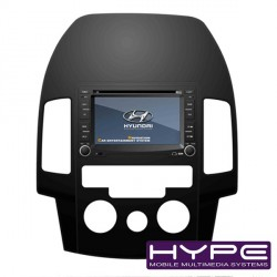 AUTORADIO GPS COMPATIBLE HYUNDAI ANDROID OU WINDOWS