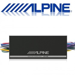 Alpine - KTP-445 - Mini amplificateur numerique pour autoradios Alpine - 4 x 100W