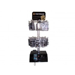 PACK SUPPORTS MAGNETIQUES TETRACK prix net