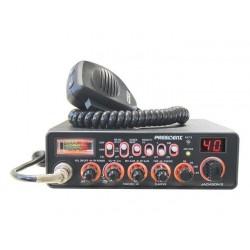POSTE CB PRESIDENT JACKSON II 40 CANAUX AMF\FM\USB\LSB