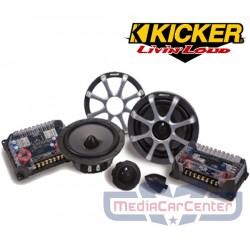 KICKER RS65.2 MKII HAUT-PARLEURS 2 VOIES 16.5CM 200W