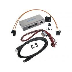 INTERFACE IPOD USB POUR BMW MERCEDES PORSHE SAAB CABLE IPOD EN OPTION