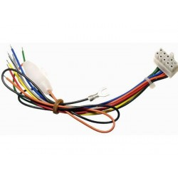 CABLE SPECIFIQUE AUTORADIO ISO PIONEER 25CM 2 X 6CX