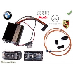 INTERFACE FIBRE OPTIQUE PARROT MKI AUDI BMW MERCEDES PORSCHE