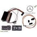 INTERFACE FIBRE OPTIQUE PARROT MKI MERCEDES CLASSE S W211 2007 ET + 2008 avec APS
