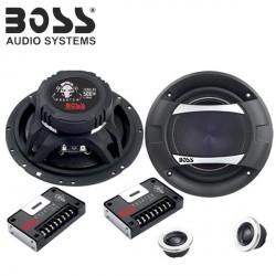 BOSS AUDIO P65.2C HAUT-PARLEURS VOITURE 2V 16.5CM 500W