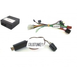 CDE AU VOLANT AUTORADIO KENWOOD SUR SUZUKI GRAND VITARA SWIFT 2005 ET +