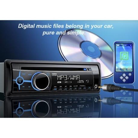 AUTORADIO CLARION CZ102E CD\MP3\WMA ENTREE AUX 4x45W