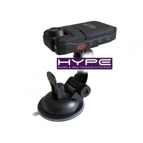 HYPE CAMERA VIDEO POUR VOITURE LCD