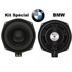 Haut Parleurs sur mesure MB QUART QMW-200 BMW