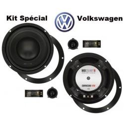 Haut Parleurs sur mesure MB QUART QM-200 VW