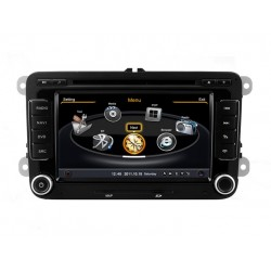 AUTORADIO GPS COMPATIBLE SKODA FABIA ANDROID OU WINDOWS