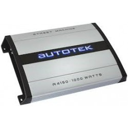 AUTOTEK STREET MACHINE 4 CHANNEL