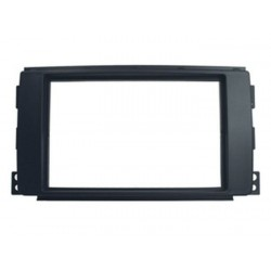 FACADE AUTORADIO DOUBLE DIN SMART FORTWO (BR451) 03/2007 09/2010 FOR FOUR