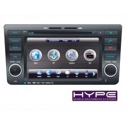 HYPE HSB6098GPS AUTORADIO 2 DIN GPS DVD SD IPOD COMPATIBLE MAZDA 9 CX9