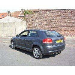 ATTELAGE AUDI A3 II + CABRIOLET 072003 ET + *OPT**MPX*