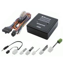Phonocar 4/083 - Interface universelle pour commande au volant - Protocole Resistive