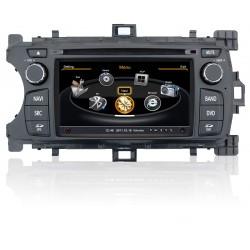 Autoradio GPS Toyota Yaris depuis 2011