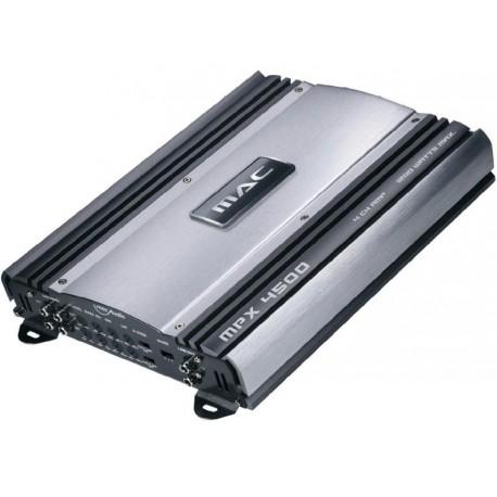 Mac Audio MPX 4500 Ampli 4Cannaux puiss max 1200w
