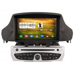 Autoradio GPS Wifi Bluetooth Android Renault Megane 3