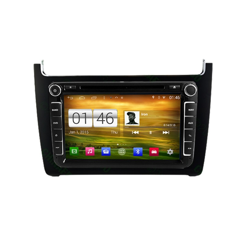 autoradio android gps dvd wifi volkswagen polo depuis 2014. Black Bedroom Furniture Sets. Home Design Ideas