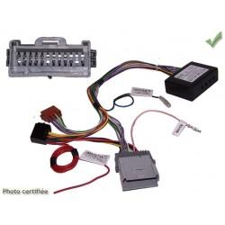 FAISCEAU AUTORADIO HUMMER H2 2003 ET + 2008 H3 2005 ET + 2010 AVEC AMPLI ET + ISO 4HP
