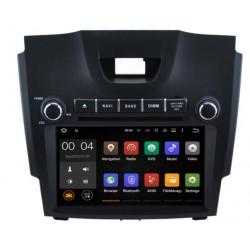 Autoradio GPS Android 5.1 écran tactile Chevrolet Trailblazer et Isuzu D-Max